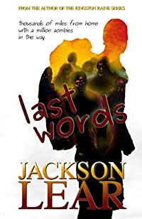 Last Words by Jackson Lear ebook deal