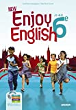 New Enjoy New Enjoy English 6e - Manuel + DVD-rom