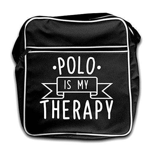 Bag Is Black Polo Therapy Black Retro Is Flight My Polo 0ZZSRq