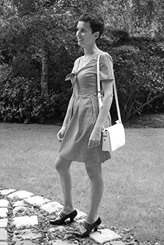 CUIR Modèle MY BAG OH Main Rose femme Vogue à Sac XSCnxOg