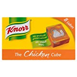 Knorr The Chicken Cube 8 Cubes 12X80G