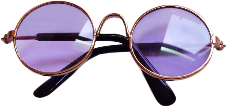 Haustier-Sonnenbrille f/ür BJD Blyth amerikanisches M/ädchen-Spielzeug Fuwahahahahahah Puppe Coole Brille Foto-Requisiten 2