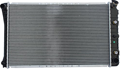 OSC Cooling Products 161 New Radiator - 1972 Chevrolet Chevelle Radiator