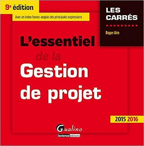 Livres gratuits L'essentiel de la gestion de projet pdf, epub ebook