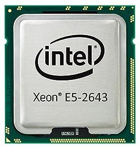 IBM 46C9206 - Intel Xeon E5-2643 3.3GHz 10MB Cache 4-Core Processor