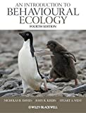 An Introduction to Behavioural Ecology 4th Edition