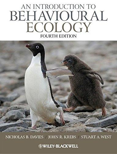 Intro.To Behavioural Ecology