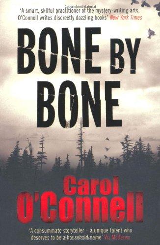 """""""Bone by Bone"""" av Carol O'Connell"""