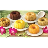 Dockside Market Direct From The Florida Keys Dockside Mini Sampler Six Mini Cakes