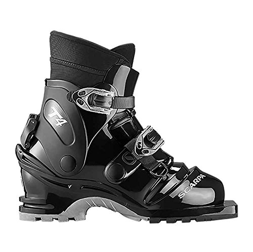 Ski Boots Touring Scarpa (Scarpa T4 Ski Boot 2016 - Black 29)