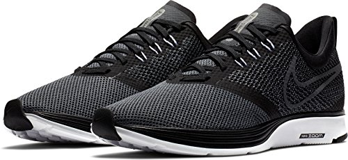 Nike Zoom Strike, Zapatillas de Trail Running Para Hombre, Negro (Black/Dark Grey/Anthracite/White 003), 45.5 EU