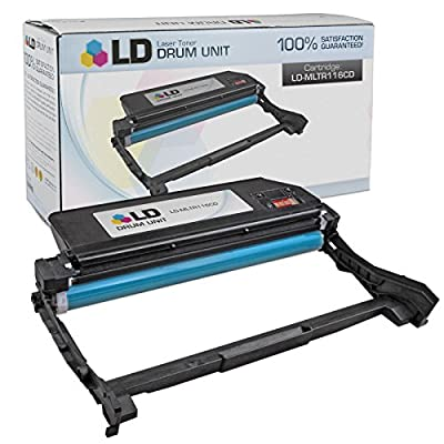 LD © Compatible Replacement for Samsung MLT-R116 Laser Drum Cartridge for use in Samsung SL-M2625D, SL-M2675F, SL-M2825DW, SL-M2835DW, SL-M2875FD, SL-M2875FW, and SL-M2885FW Printers