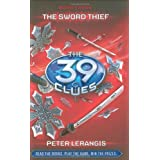 The 39 Clues Book Three: The Sword Thief (Library Edition)by Peter Lerangis