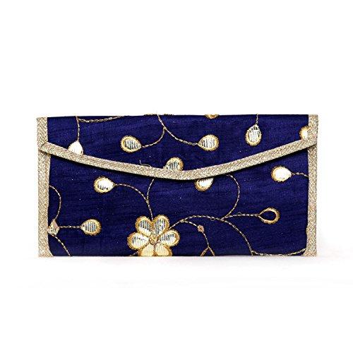 Bleu Taille Fabrics Femme Fressia M YRPw7Fq