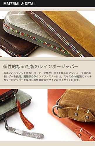 horse SOLATINA horse Long SOLATINA fiscal leather 38153 SW Camel cloth waqET5Erx
