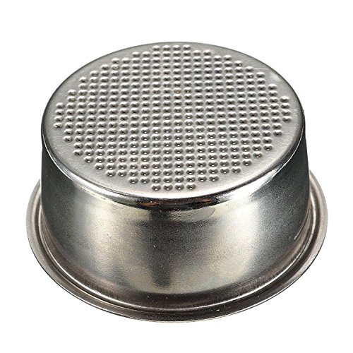 RX-789 Coffee Filter Basket Non Pressurized For Breville Delonghi Krups 51mm (51mm Basket)