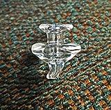 Scientific Glass Essential Adapter Cap Directional Air Flow Bent Spout for Puff Co Peak Puffco Peak Plus