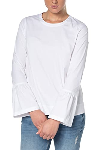 Eterna Long Sleeve Blouse 1863 by Premium Uni