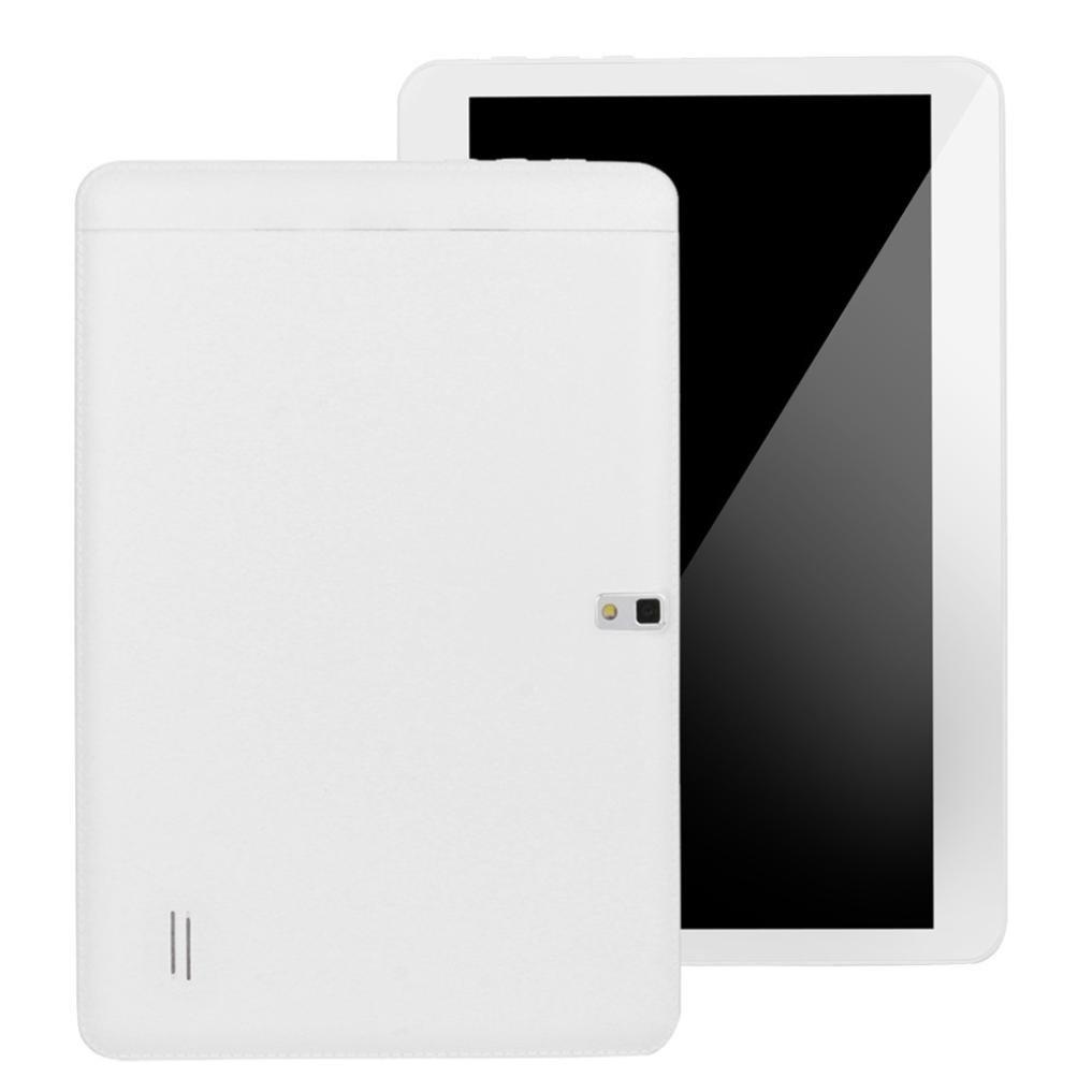10.1 inch HD Dual SIM Camera 3G Quad Core Tablet PC Android 4.2 32GB Bluetooth (10.1 inch, White)