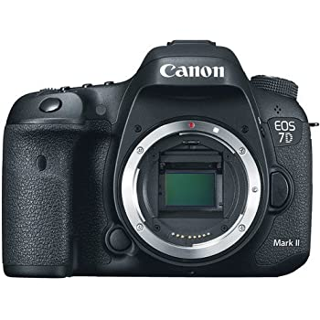 Canon EOS 7D Mark II Digital SLR Camera (Body Only) International Version (No warranty)
