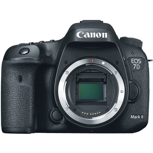 Canon EOS 7D Mark II Digital SLR Camera (Body Only) International Version (No warranty) by CANON