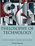 Book cover from Philosophy of Technology: The Technological Condition: An Anthology, 2nd Edition by Robert C. Scharff