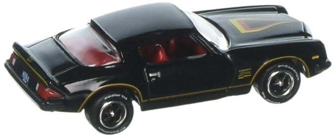 Johnny Lightning Chevrolet Camaro 1977 Invecchiato Versione JLCP7084 1//64