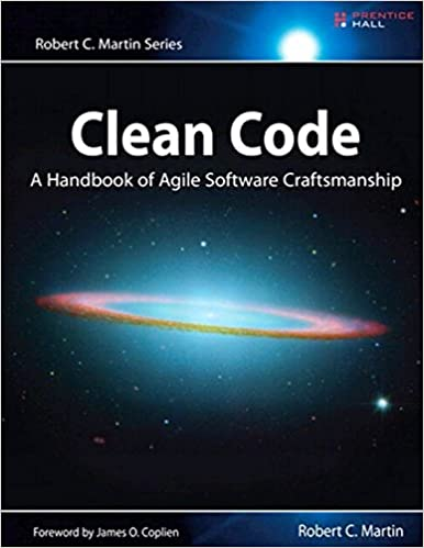 Image of Clean Code Book
