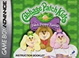 Cabbage Patch Kids - The Patch Puppy Rescue GBA Instruction Booklet (Game Boy Advance Manual only) (Nintendo Game Boy Advance Manual)
