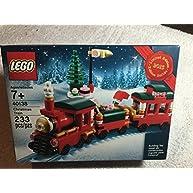 Lego Holiday Train - Limited Edition 2015 Holiday Set - 40138