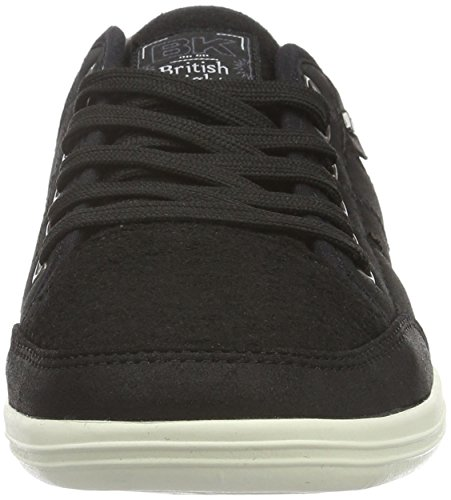 British Knights Herren SURTO Low-Top Schwarz (black 02)