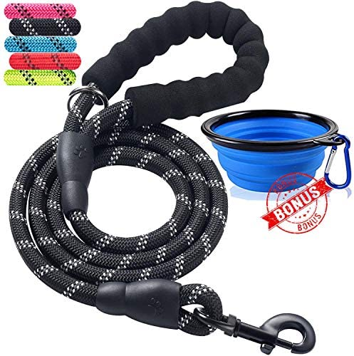 ladoogo Heavy Duty Dog Leash