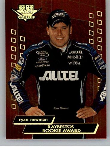 2003 Wheels High Gear First Gear #F68 Ryan Newman NA NM-MT