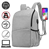 MAXTOP Laptop Backpack for Women Men School College Bookbag Business Travel Backpack Water