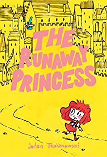 Book Cover: The Runaway Princess