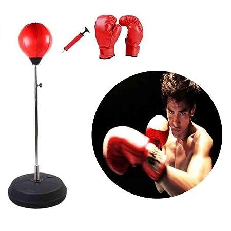 WXH Juego de Pelota de Boxeo, Bola de Velocidad de Saco de Boxeo ...