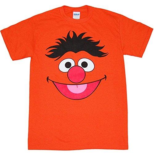 Sesame Street Ernie Face T Shirt