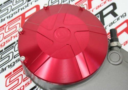 Ducati rojo Motor Tapa del embrague 848 Monster M 696 796 Streetfighter 848