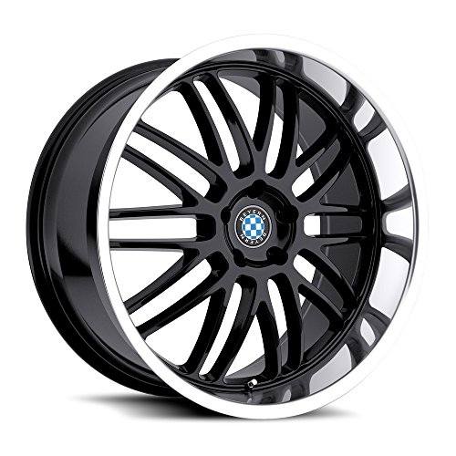 Beyern Mesh 17 Black Wheel / Rim 4x100 with a 27mm Offset and a 57.1 Hub Bore. Partnumber 1770BYM274100B57