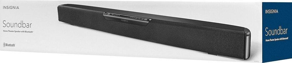 Insignia NS-SB316 - Soundbar with 39-Watt Digital Amplifier - Black