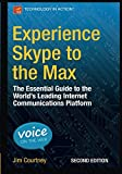 Experience Skype to the Max shows you how to make the most of Skype's full range of features on any device. Discover tips and tricks for saving time, saving money, and fostering better communication at work or in your personal projects.   Go beyon...