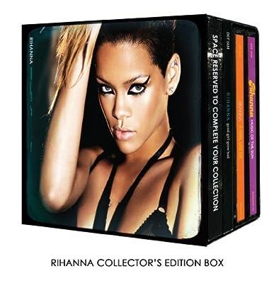 Rihanna's - 3 CD Collector's Set by Rihanna (2009-12-15)