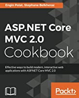 ASP.NET Core MVC 2.0 Cookbook Front Cover