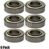(Ship from USA) Exmark Toro Spindle Bearings 103-2477 Lazer Z Metro RA100RR7 Zero Turn Mower 6pk /ITEM NO#8Y-IFW81854209359