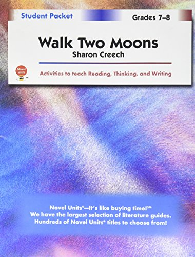 Walk Two Moons - Student Packet by Novel ()