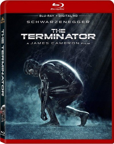 - The Terminator [Blu-ray] - Packaging Color may Vary