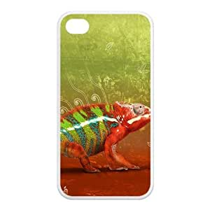 Chameleon Fashion Design Cover for Iphone 4 4S