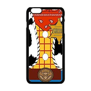 """Danny Store Hardshell Cell Phone Cover Case for New iPhone 6 Plus (5.5""""), Sheriff Woody's Jacket"""