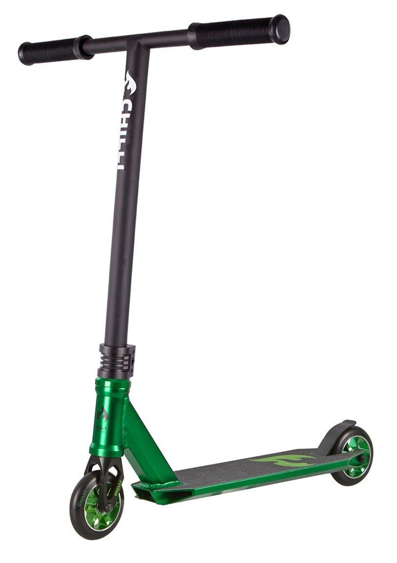 Chilli 3000 Mini Scooter (Green/Black)