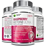 Raspberry Ketone ULTRA - 500MG Pure Raspberry Ketones per Serving with African Mango and Green Tea Extract for Weight Loss Maximum Strength Blend - No Fillers or Binders Non-Stimulating Dietary Supplement - 120 Vegetarian Capsules - Full 60 Day Supply - Manufactured in the USA in an FDA Approved GMP Certified Laboratory exclusively for Abundant Health